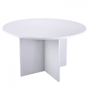 white-circular-meeting-table-city-new-and-used-office-furniture