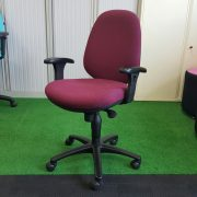 Operator Chair Medium Back