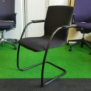 Orangebox Cantilever Stacking Chair