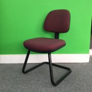 Mulberry Cantilever Meeting Chair