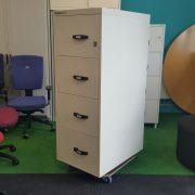 Chubb Fireproof Filing Cabinet
