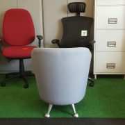 Solace Compact Tub Chair Rear