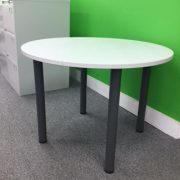 Grey Meeting Table