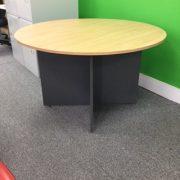 Oak Meeting Table 1200mm