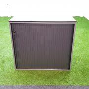 Ahrend Silver Office Storage Cupboard