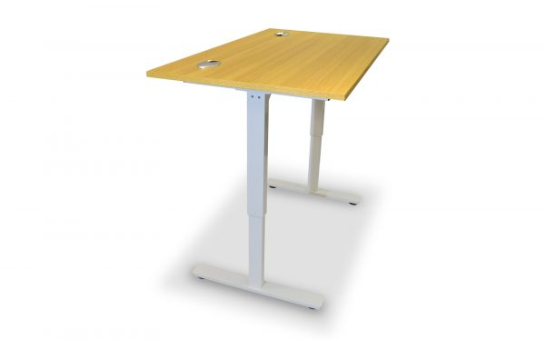 Enzo Sit-Stand Desk Frame Only