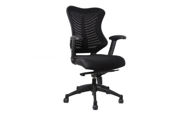 mesh spine operator chair