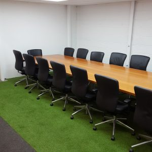 Large Rectangular Conference Table