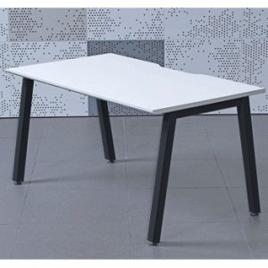 single-bench-desk-starter-black-frame