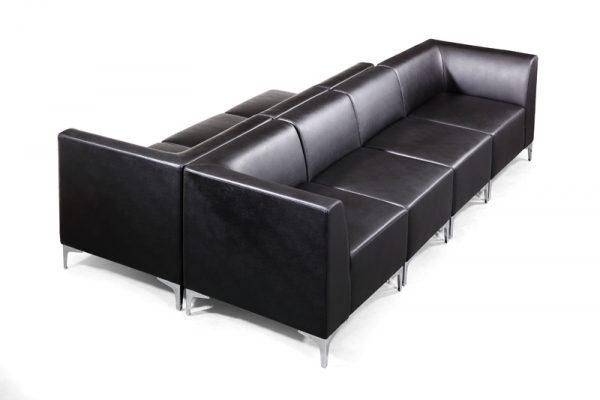 Modular Sofa Arrangement 4