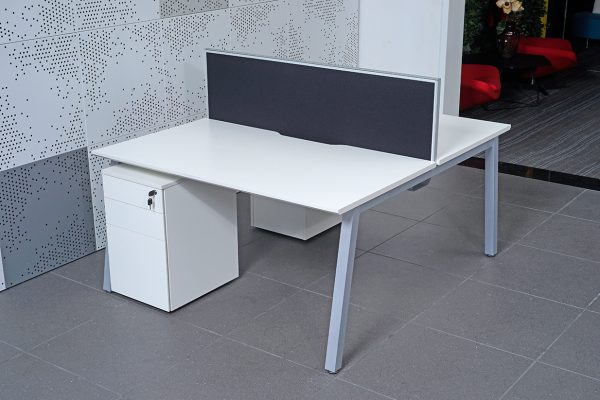 Fabric Desk Top Screen