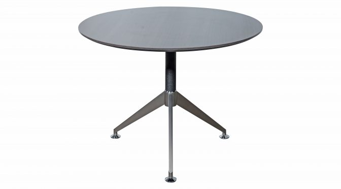 Naples Modern Executive Round Office Meeting Table (new)