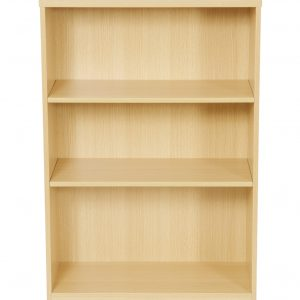 Light Oak Bookcase - Various Sizes
