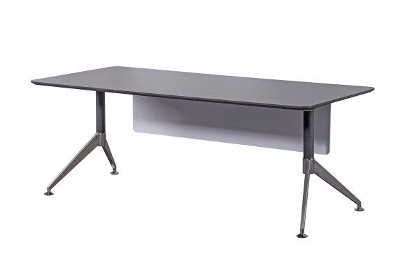 Naples Executive Desk with Return