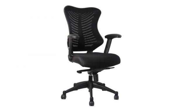 mesh spine operator chair