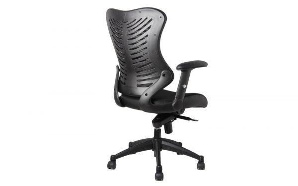 mesh spine operator chair back