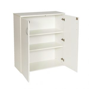White Storage Cupboard - Various Sizes