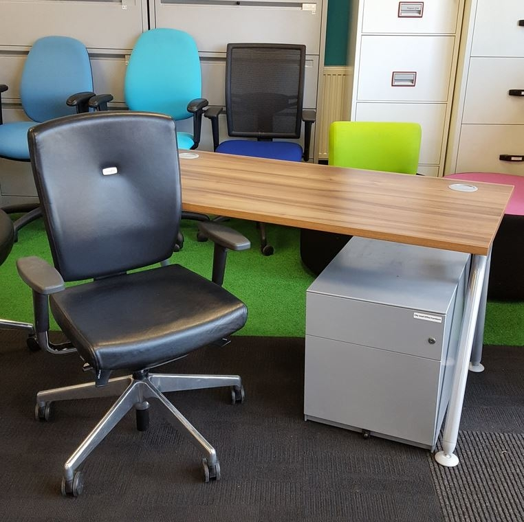 Manchester used office furniture