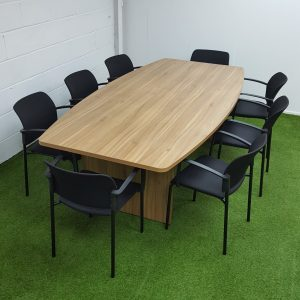 Executive Boardroom Table 2.4m
