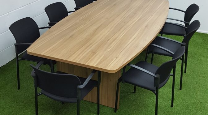 Executive Boardroom Table 2.4m, From £345