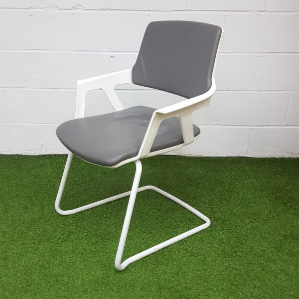 Buy Used Interstuhl DesignerMeeting / Conference Chair With Armrests