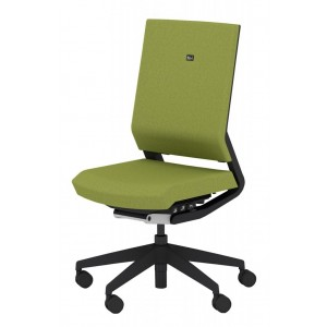 Elite I-Sit Designer Office Task Chair, Adjustable, Upholstered (New)