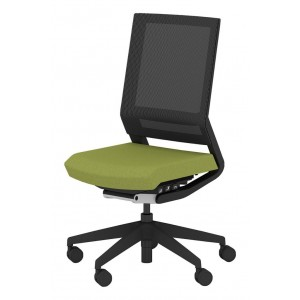 Elite I-Sit Designer Mesh Office Task Chair, Adjustable (New)
