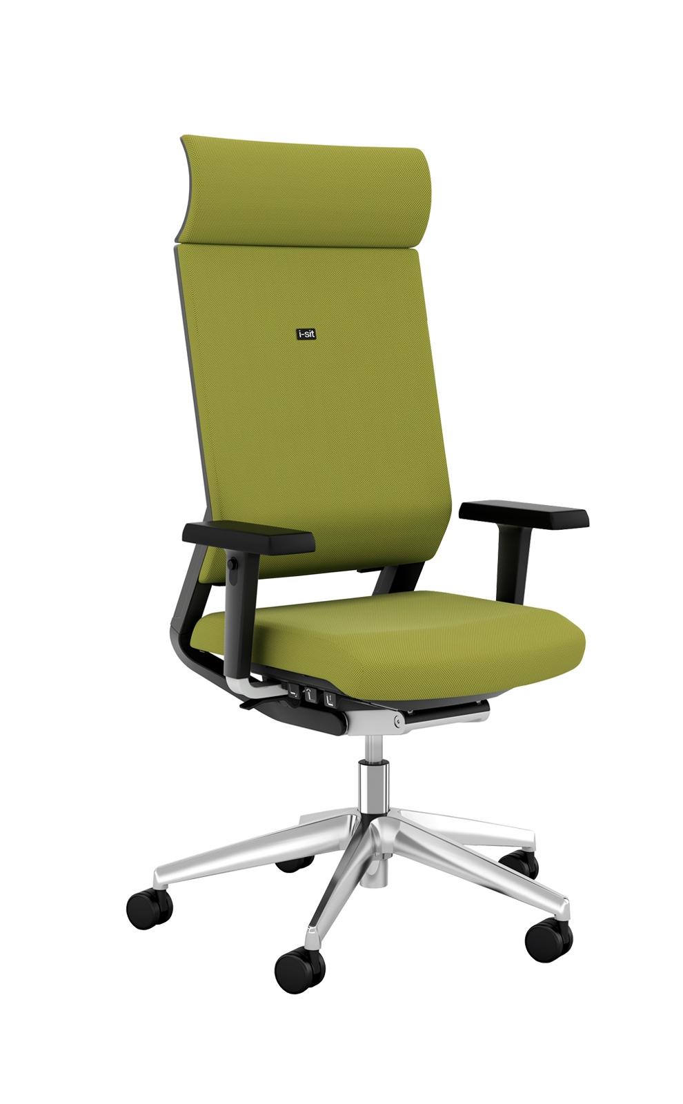 Custom task chair