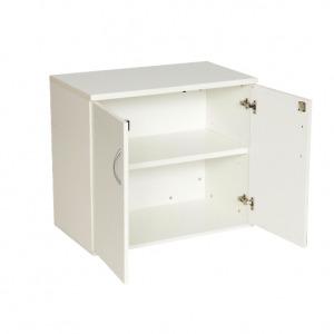 Desk Height Storage