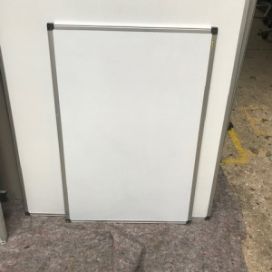 Used Whiteboard For Office, Wall Mountable, 60cm x 90cm