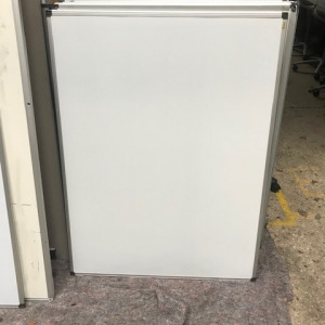 Used Whiteboard For Sale, Wall Mountable, 90cm x 120cm