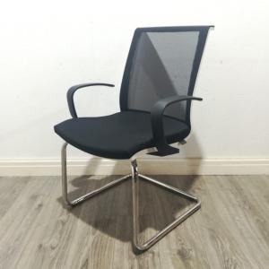 Used Narbutas EVA Mesh Back Meeting Chair, Cantilever Frame, Modern