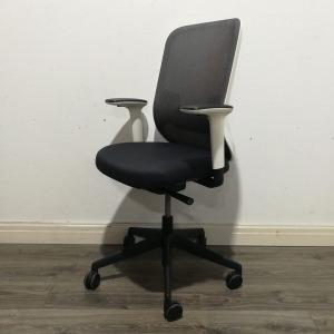 Used Orangebox Do Mesh Office Chair, Lumbar Support, Graphite / White